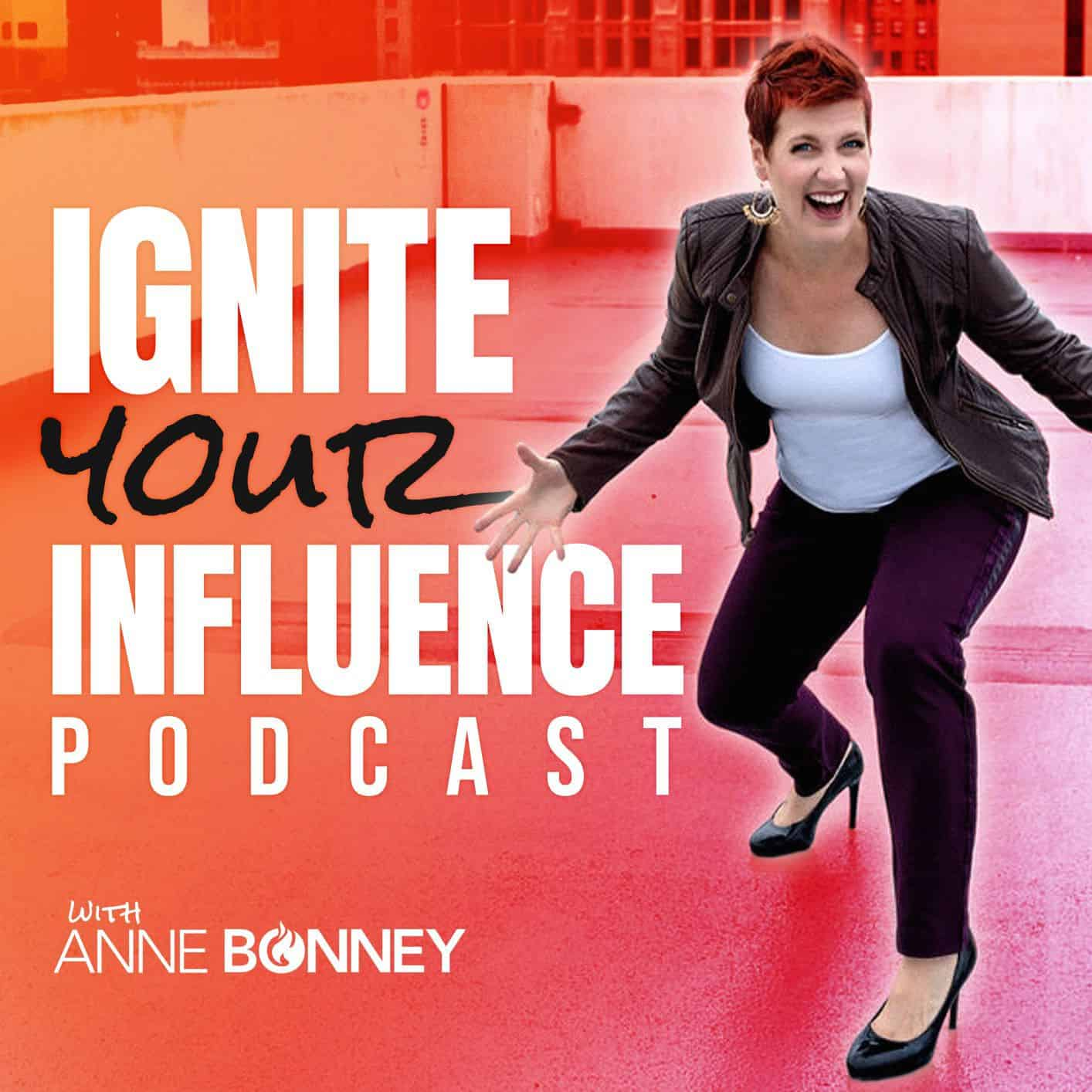 IGNITE your INFLUENCE Cover Art SM