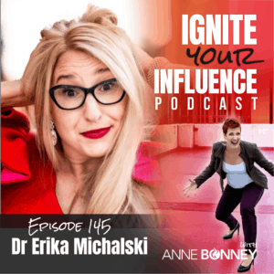 Consultant Barbie Ignite Your Influence Podcast