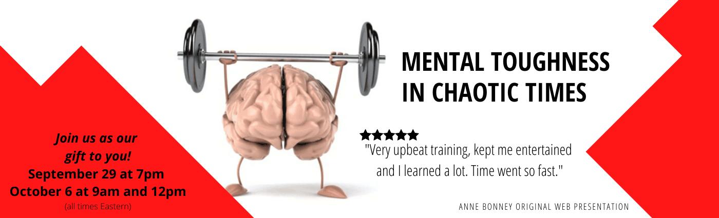 Free Mental Toughness Webinar